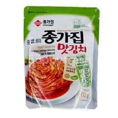 Chongga Cut Cabbage Kimchi - Mat Kimchi