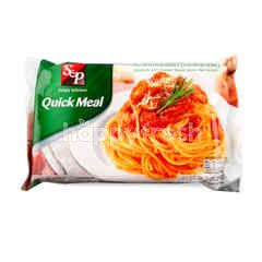 S&P Spaghetti With Chicken Sauce