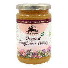 Alce Nero Organic Wildflower Honey