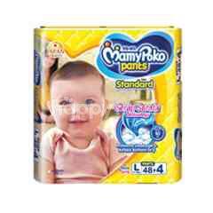 MamyPoko Pants Standard L48+4 Diapers