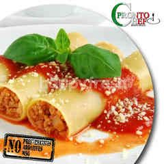 Pronto Chef Cannelloni Pork & Cheese In Tomato Sauce
