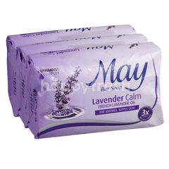 May Lavender Calm Bar Soap
