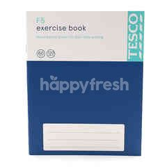 Tesco F5 Exercise Book