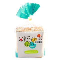 Organic Land Roti Tawar Gandum Utuh
