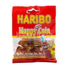 Haribo Permen Jeli Happy Cola Original