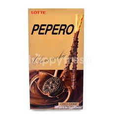 Lotte Pepero Choco Cookie Stick Biscuit