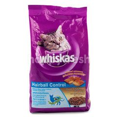 Whiskas Chicken & Tuna Flavored Cat Food with Salmon Pockets