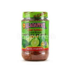 Alagappa's Lime Pickle