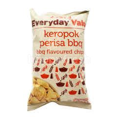 Tesco BBQ Flavoured Chips