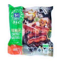 So Good Sosis Premium Rasa Bawang Putih