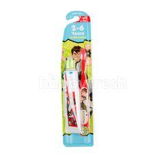 Fluocaril Ben 10 Toothbrush