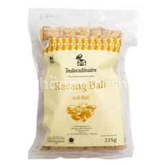 Indoculinaire Kacang Bali