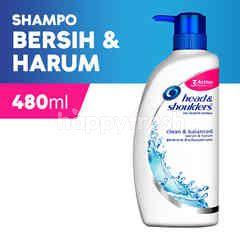 Head & Shoulders Sampo Bersih da Seimbang