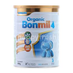 Bonlife Organic Bonmil Step 4