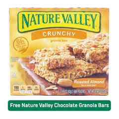 Nature Valley Crunchy Granola Bars