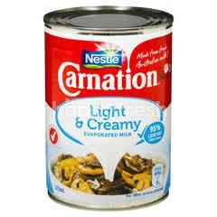 Carnation Light & Creamy Evaporated Milk