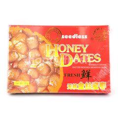 SPRING Honey Dates