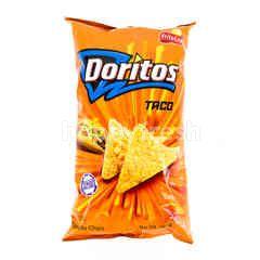 Frito Lay Doritos Taco Tortilla Chips