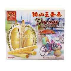 Durian Kingdom Durian Egg Roll
