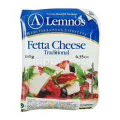 Lemnos Traditional Fetta Cheese