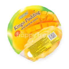 Cocon Kingo Pudding With Nata De Coco Mango Flavour