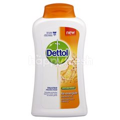 Dettol Re-Energize Anti Bacterial pH Balanced Body Wash