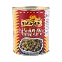 Robo Jalapeno Pepper Sliced