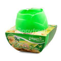 Elegance Air Freshener Gel Lemon Grass