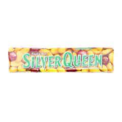 Silver Queen Cokelat Susu Rasa Buah & Kacang