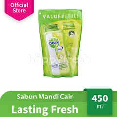 Dettol Lasting Fresh Anti Bacterial Body Wash
