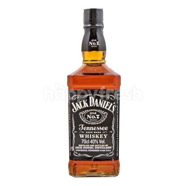 Jack Daniel's Tennessee Sour Mash Whiskey No. 7