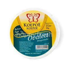 Koepoe Koepoe Bahan Tambahan Pangan Ovalett Pengemulsi