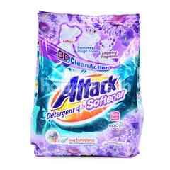 Attack Detergent Plus Softener