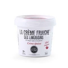 Laiterie Les Fayes La Crame Fraiche Des Limousins Creme Epaisse