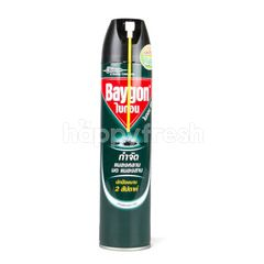 Baygon 45 Eliminate Cockroaches Insect Spray Floral Green