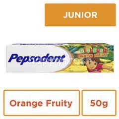 Pepsodent Junior Orange Fruity Toothpaste