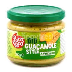 Poco Loco Saus Salsa Cocol Alpukat