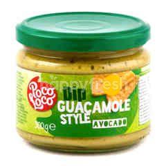 Poco Loco Dip Guacamole Style Avocado