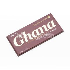 Lotte confectionery Ghana Mild Chocolate