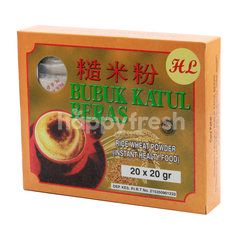 HL Rice Wheat Powder (20 x 20g)