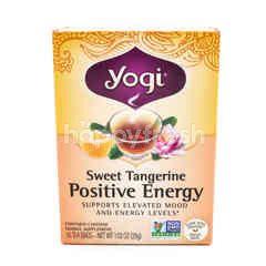 Yogi Sweet Tangerine Positive Energy