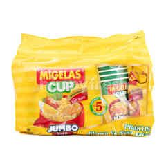 Migelas Protevit Chicken Curry Instant Soup Noodles