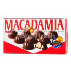 เมจิ แม็คคาดาเมีย ช็อกโกแลต
