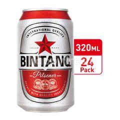 Bintang Pilsener Bir Kaleng 24 Pack