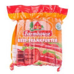 Farmhouse Beef Frankfurter Sausage