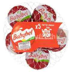 Babybel Mini Full Fat Cheese (5 Pieces)