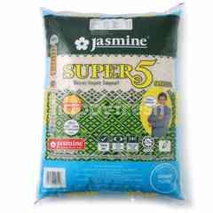 Jasmine Super 5 Beras Super Import