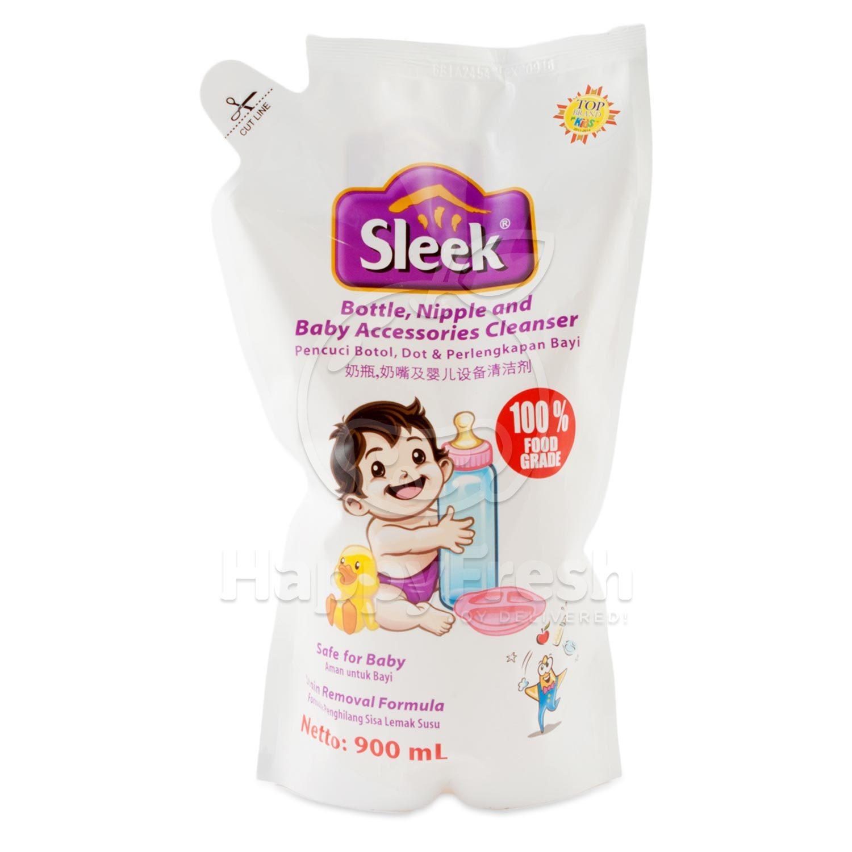 Happyfresh Sleek Cuci Botol 450ml