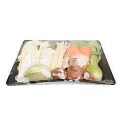 Tesco Vegetables Suki 1 Set
