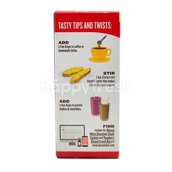 Mccormick Pure Almond Extract | HappyFresh